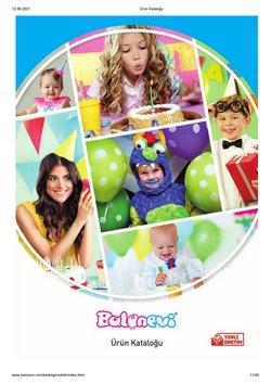 Balon Evi broşürdeki Oyuncak ve Bebek dan fırsatlar ( 9 gün kaldı)
