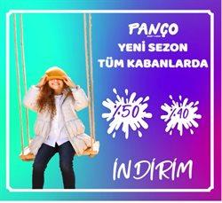 Oyuncak ve Bebek fırsatları Erzurum Panço kataloğu ( 5 gün kaldı )