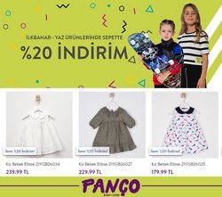 Oyuncak ve Bebek fırsatları Erzurum Panço kataloğu ( 6 gün kaldı )