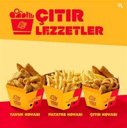 Kafe ve Restoranlar fırsatları İstanbul TerraPizza kataloğu ( 23 gün kaldı )