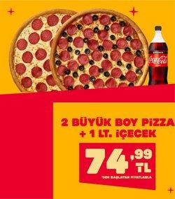 TerraPizza kataloğu ( 6 gün kaldı)