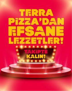 TerraPizza kataloğu ( 2 gün kaldı)