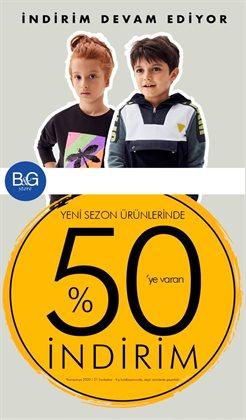 B&G Store kataloğu ( Süresi geçmiş )