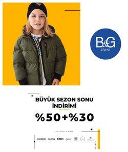 B&G Store kataloğu ( Bugün son gün )