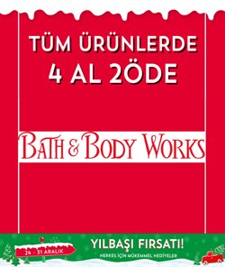 Bath & Body Works kataloğu ( Süresi geçmiş )