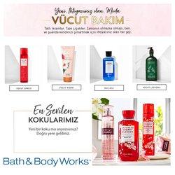 Bath & Body Works broşürdeki Bath & Body Works dan fırsatlar ( 3 gün kaldı)