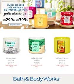 Bath & Body Works broşürdeki Bath & Body Works dan fırsatlar ( 8 gün kaldı)