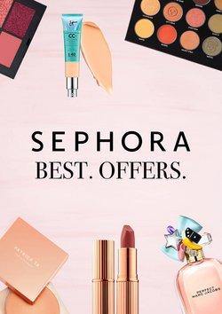 Sephora kataloğu ( Bugün yayınlandı )