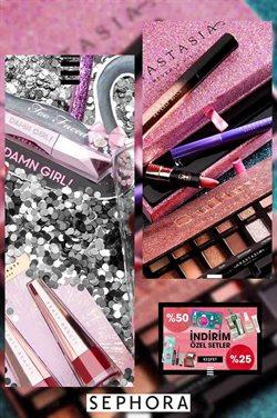 Sephora broşürdeki Yılbaşı dan fırsatlar ( 6 gün kaldı)