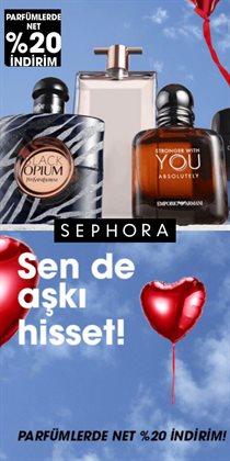 Sephora kataloğu ( Süresi geçmiş )
