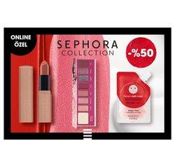 Sephora broşürdeki Sephora dan fırsatlar ( 3 gün kaldı)