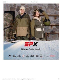 SPX broşürdeki Spor dan fırsatlar ( Uzun geçerlilik)