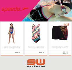 Sport Works broşürdeki Sport Works dan fırsatlar ( Yarın son gün)