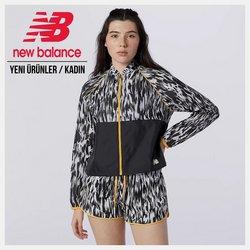 New Balance broşürdeki Spor dan fırsatlar ( Uzun geçerlilik)