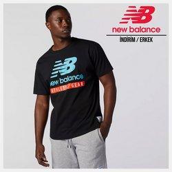 New Balance broşürdeki Spor dan fırsatlar ( 28 gün kaldı)