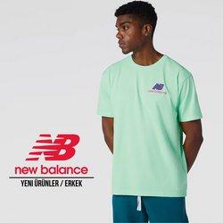New Balance broşürdeki New Balance dan fırsatlar ( Uzun geçerlilik)