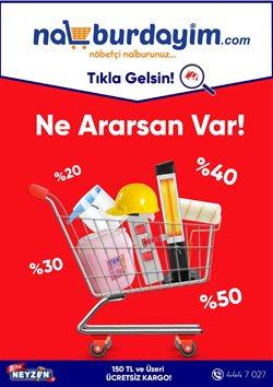 Yapı Market, Oto ve Bahçe fırsatları İstanbul Neyzen Yapı Market kataloğu ( 11 gün kaldı )