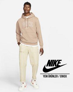 Nike broşürdeki Spor dan fırsatlar ( Uzun geçerlilik)