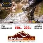 Spor fırsatları İzmir Adventure Republic kataloğu ( Bugün son gün )