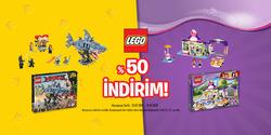 İstanbul broşürdeki Adore Oyuncakdan fırsatlar