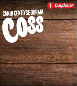Kafe ve Restoranlar fırsatları Ankara Baydöner kataloğu ( 10 gün kaldı )