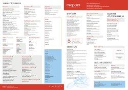 Midpoint broşürdeki Midpoint dan fırsatlar ( 8 gün kaldı)