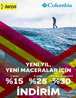 Spor fırsatları Ankara Barçın Spor kataloğu ( 11 gün kaldı )