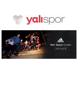 Yalı Spor kataloğu ( Dün yayınlandı )