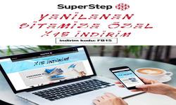 İstanbul broşürdeki Superstepdan fırsatlar