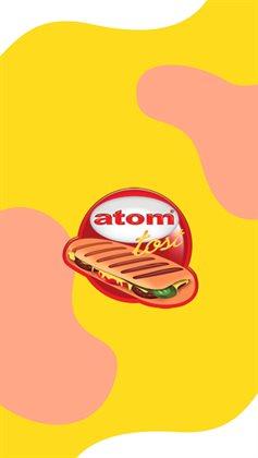 Kafe ve Restoranlar fırsatları Ankara Atom Tost kataloğu ( Uzun geçerlilik )