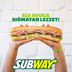 Subway kataloğu ( Süresi geçmiş )