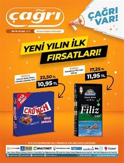 İstanbul Çağrı Market kataloğu ( 2 gün kaldı )