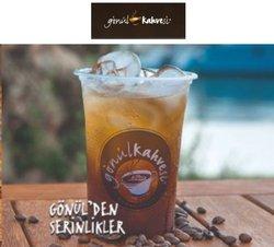 Gönül Kahvesi broşürdeki Gönül Kahvesi dan fırsatlar ( 9 gün kaldı)