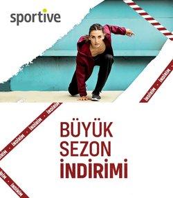 Sportive kataloğu ( Bugün son gün )