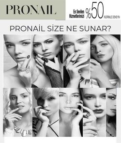 Kozmetik fırsatları Körfez Pronail kataloğu ( 2 gün kaldı )