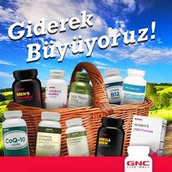 Spor fırsatları Ankara GNC kataloğu ( 11 gün kaldı )