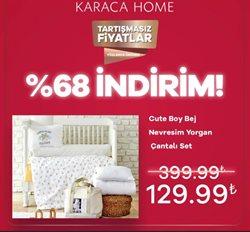İzmir Karaca Home kataloğu ( Süresi geçmiş )