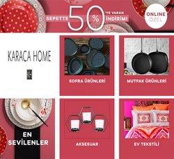 Adana Karaca Home kataloğu ( Süresi geçmiş )