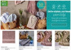 İzmir Karaca Home kataloğu ( 3 gündür yayında )