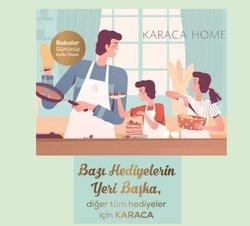 Karaca Home broşürdeki Ev ve Mobilya dan fırsatlar ( 3 gün kaldı)