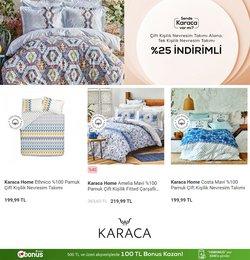Karaca Home broşürdeki Karaca Home dan fırsatlar ( 10 gün kaldı)