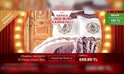 Karaca Home indirim kuponu ( Bugün son gün )