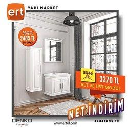 ERT Yapı Market broşürdeki Yapı Market, Oto ve Bahçe dan fırsatlar ( 4 gün kaldı)