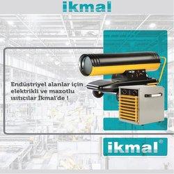 İkmal Endüstriyel Yapı Market broşürdeki İkmal Endüstriyel Yapı Market dan fırsatlar ( Süresi geçmiş)