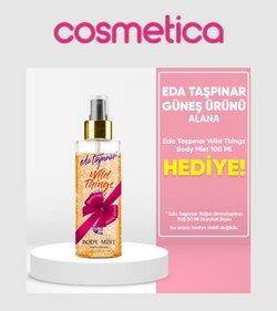 Cosmetica broşürdeki Cosmetica dan fırsatlar ( 9 gün kaldı)