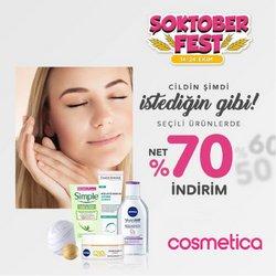 Cosmetica kataloğu ( Dün yayınlandı)
