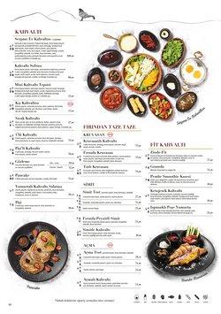 Kafe ve Restoranlar fırsatları Ankara Karafırın kataloğu ( Dün yayınlandı )