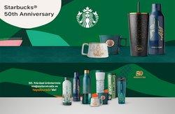 Starbucks kataloğu ( Dün yayınlandı )