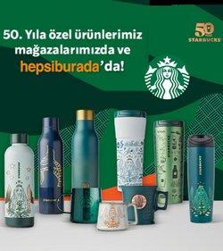 Starbucks broşürdeki Kafe ve Restoranlar dan fırsatlar ( 9 gün kaldı)
