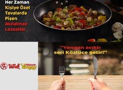 Kafe ve Restoranlar fırsatları Ankara Tavuk Dünyası kataloğu ( 3 gün kaldı )
